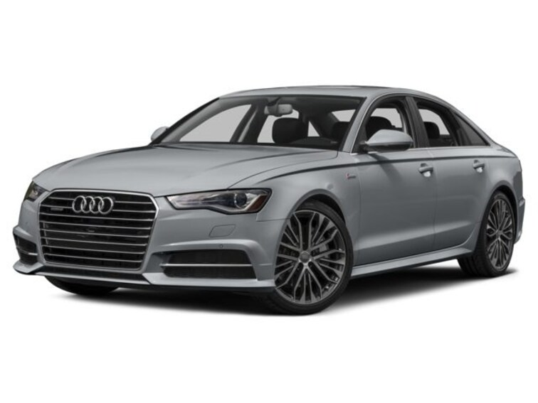 Used 2017 Audi A6 For Sale at McGovern Subaru | VIN