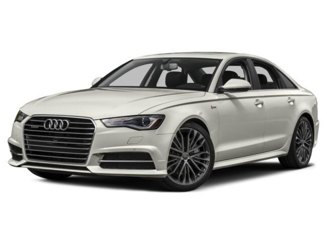 Pre-Owned 2017 Audi A6 2.0T Premium Plus Sedan for sale in Latham, NY