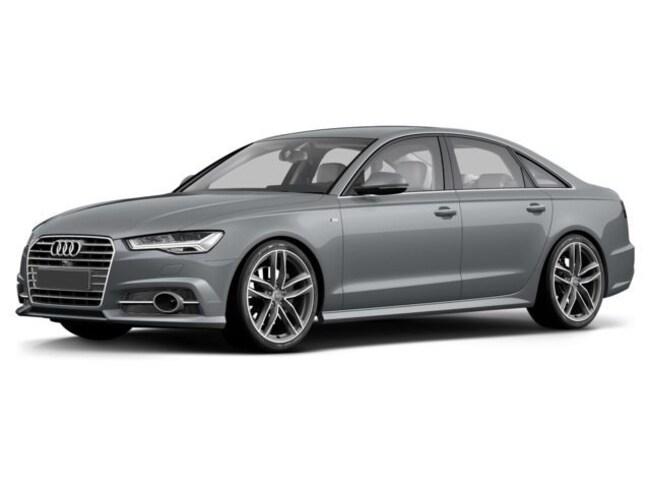 2017 Audi A6 3.0T Premium Plus Sedan