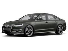 2017 Audi A6 3.0T Competition Prestige Sedan
