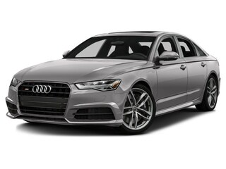 2017 Audi S6 Premium Plus 4dr Car
