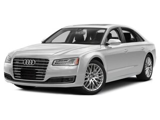 New 2017 Audi A8 L 3.0T WAU44AFD5HN021203 in Long Beach, CA
