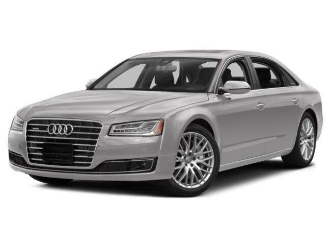 New 2017 Audi A8 L 3.0T Sedan for sale/lease Salt Lake City UT