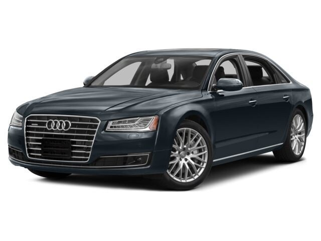 2017 Audi A8 vs. 2017 Lincoln Continental