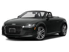 Pre-Owned 2017 Audi TT Roadster for sale in Washington, NC