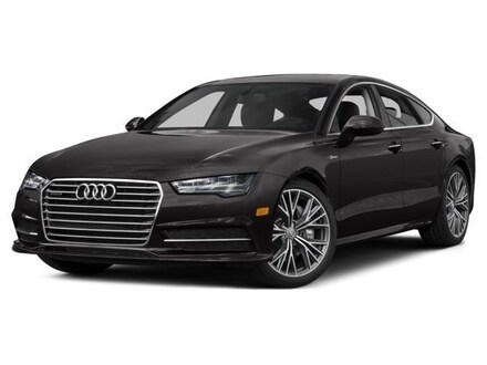 2017 Audi A7 Premium Plus 3.0 TFSI Premium Plus