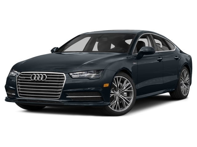 New 2017 Audi A7 3.0T Premium Plus Sedan For Sale Los Angeles