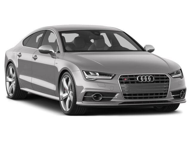 2017 Audi S7 4.0T Premium Plus Hatchback