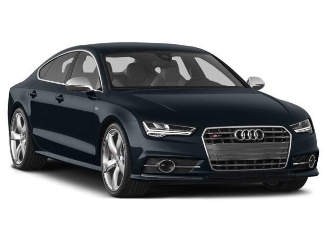 New 2017 Audi S7 4.0T Premium Plus Hatchback For Sale Los Angeles