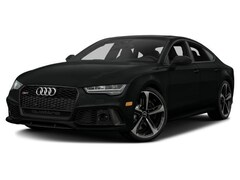New 2017 Audi RS 7 4.0T Prestige Sedan WUAWAAFCXHN902557 in Huntington, NY