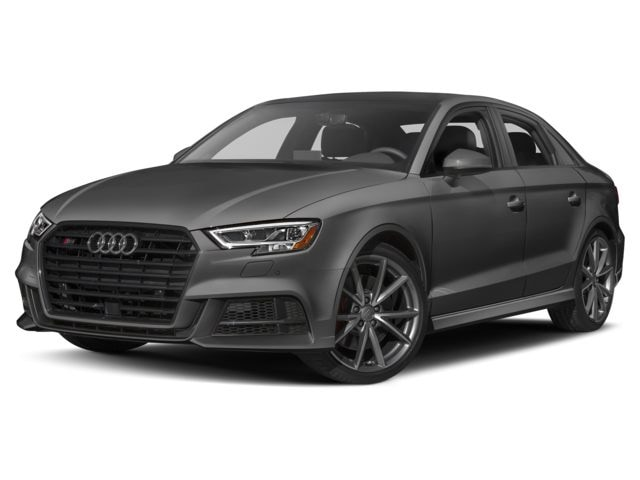 2017 Audi S3 2.0T Sedan