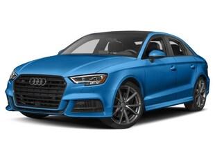 2017 Audi S3 2.0T Premium Plus Quattro Sedan