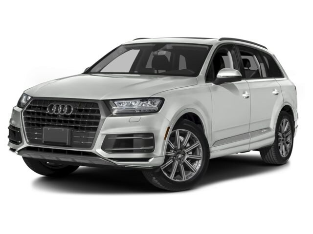 Pre Owned 2017 Audi Q7 2.0T Premium SUV in Greenville, NC