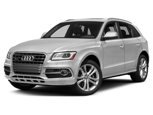 New 2017 Audi SQ5 3.0T Premium Plus SUV For Sale Los Angeles
