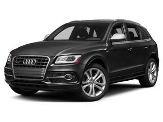 Used 2017 Audi SQ5 Premium Plus 3.0 Tfsi SUV for sale in Santa Monica, CA