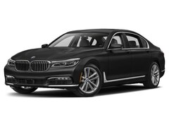 2017 BMW 750Li Sedan