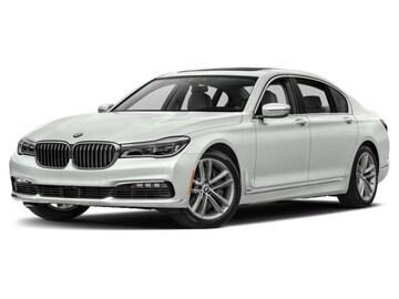 2017 BMW 750i Sedan