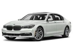 2017 BMW 750i 750i xDrive Sedan