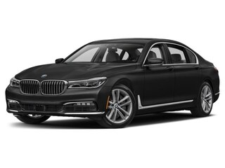 Certified Pre-Owned 2017 BMW 750i xDrive Sedan Anchorage, AK