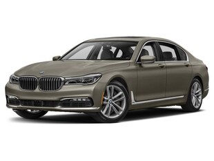 2017 BMW 7 Series 750i xDrive Sedan