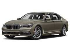 Used 2017 BMW 7 Series 750i xDrive Sedan