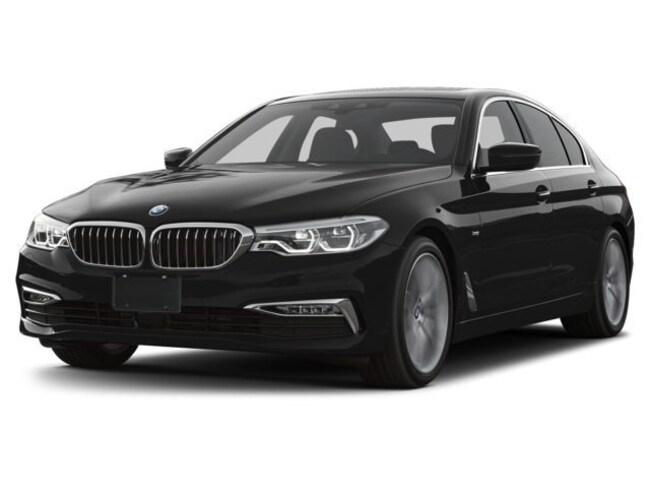 2017 BMW 530i xDrive Sedan