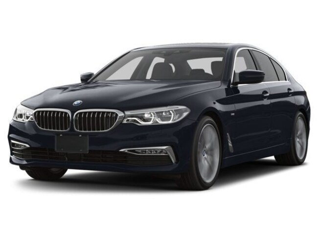 2017 BMW 5 Series 530i xDrive Sedan