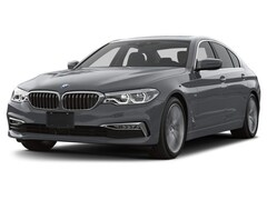 Certified Used 2017 BMW 530i xDrive Sedan Burlington, Vermont