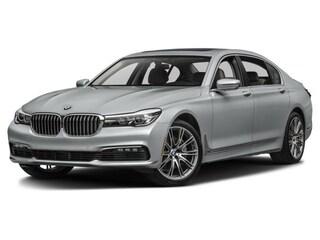2017 BMW 740i Sedan