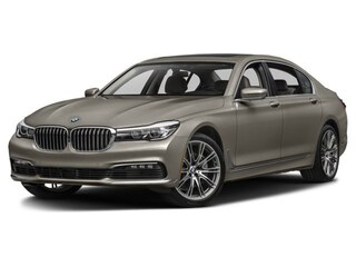 2017 BMW 740i Sedan in [Company City]