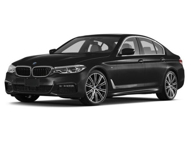 Used 2017 BMW 540i XDrive Sedan Salem OR