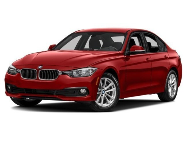 Bmw Of Murray >> Certified Pre Owned 2017 Bmw 320i Sedan Bmw Of Murray