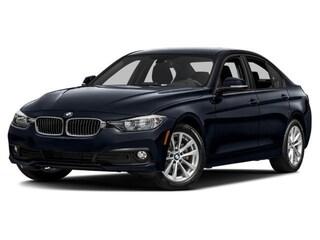 2017 BMW 320i Sedan Sedan