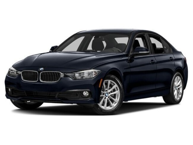 2017 BMW 3 Series 320i Xdrive Sedan