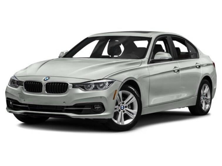 Used 2017 BMW 330 i w/South Africa Rear-wheel Drive Sedan Bryan