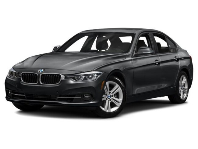 Certified Used 2017 BMW 330i Sedan in Chattanooga