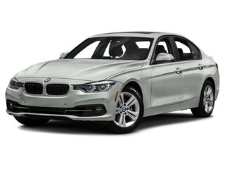 Used 2017 BMW 3 Series Sedan for sale in Greenville, SC