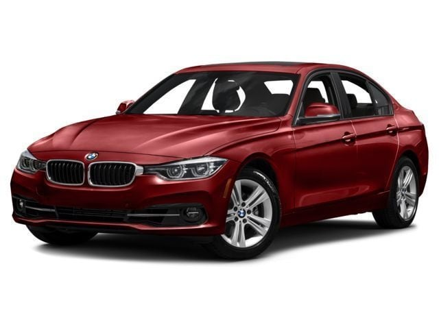 2017 BMW 330i xDrive Sedan All-wheel Drive