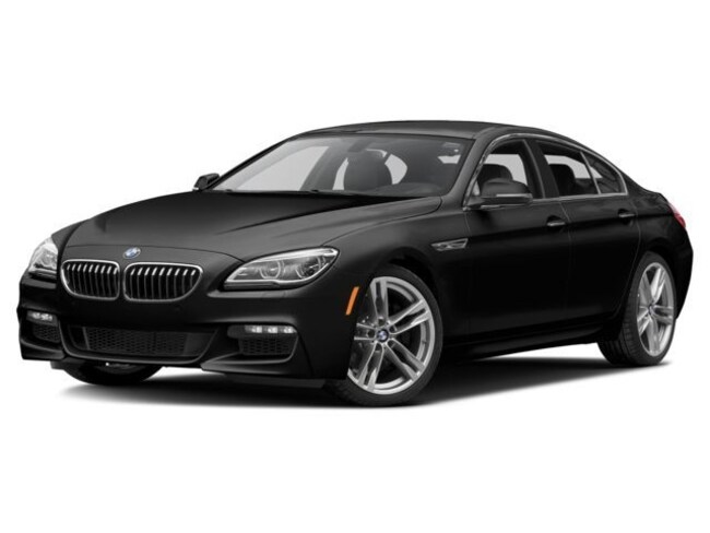 Certified Used 2017 BMW 640i Gran Coupe in Chattanooga