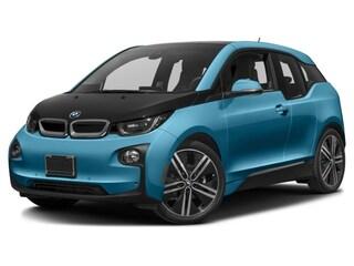2017 BMW i3 94 Ah Sedan WBY1Z6C34HV950328