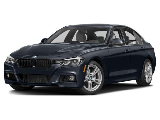 2017 BMW 3 Series 340i xDrive Sedan
