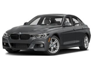 Used 2017 BMW 3 Series Sedan in Fairfax, VA