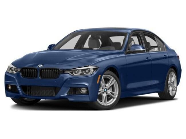 certified used 2017 BMW 340i xDrive Sedan shelby township MI