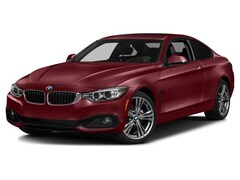 Certified Pre-Owned 2017 BMW 430i w/SULEV Coupe 19514A Myrtle Beach South Carolia