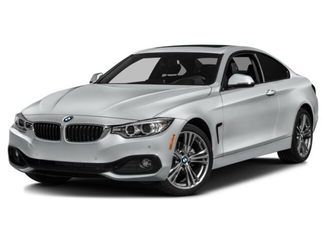 Used 2017 BMW 430i Coupe in Montgomery