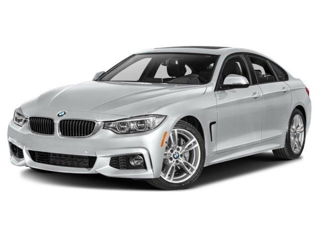 2017 BMW 4 Series 440i Xdrive Sedan