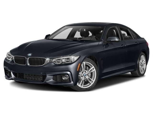 2017 BMW 4 Series 440i Xdrive Gran Coupe Sedan