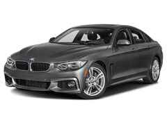 Used 2017 BMW 4 Series 440i xDrive Gran Coupe Hatchback in Houston
