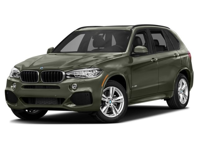 New 2017 BMW X5 xDrive35i SAV Burlington, Vermont