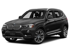 2017 BMW X3 Xdrive28i Sports Activity Vehicle Sport Utility for sale at White Plains Chrysler Jeep Dodge in White Plains, NY